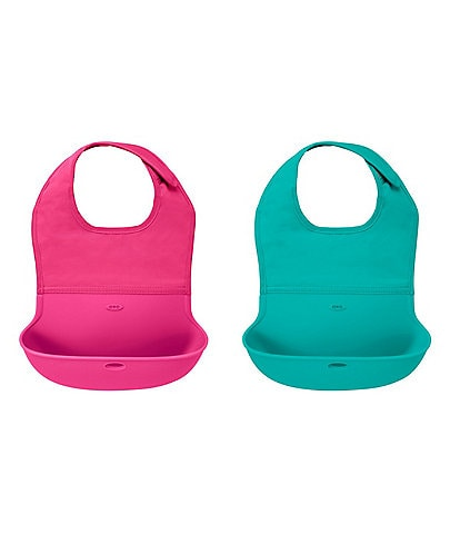 OXO Roll-Up Bib 2-Pack