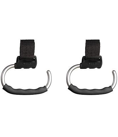 OXO Tot Handy Stroller Hook 2-Pack