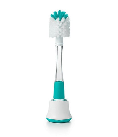 OXO Tot Soap Dispensing Bottle Brush with Stand