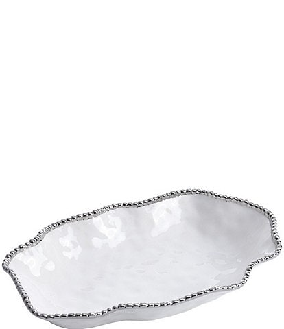 Pampa Bay Salerno Porcelain Oversized Serving Platter