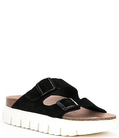 Papillio by Birkenstock Arizona Chunky Suede Platform Sandals