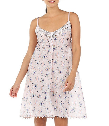 Papinelle Iggy Floral Print Woven Nightie