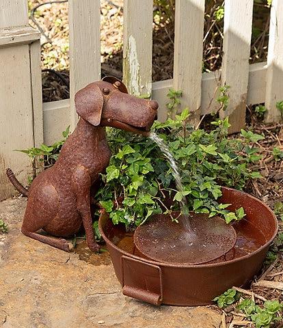 Park Hill Best Friend Fountain