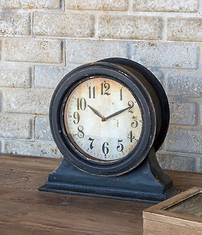 Park Hill Small Mantle Clock