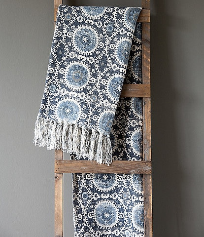 Park Hill Suzani Printed Throw