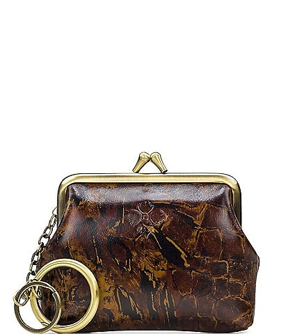 Patricia Nash Abstract Animal Print Collection Borse Coin Purse