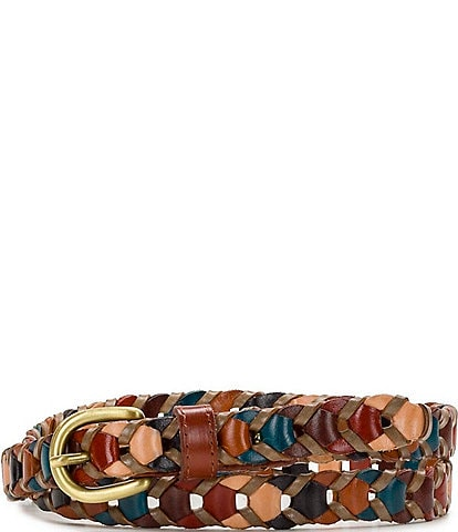 Patricia Nash Chain Link Woven Belt