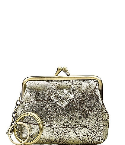 Patricia Nash Distressed Metallic Collection Borse Coin Purse