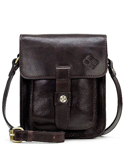 Patricia Nash Distressed Vintage Collection Lari Crossbody Bag