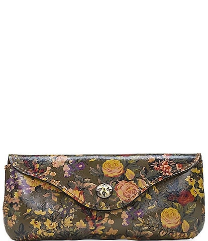 Patricia Nash English Country Print Collection Ardenza Glasses Case