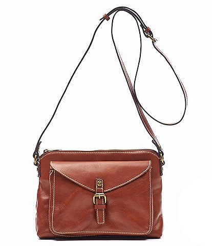 Patricia Nash Heritage Collection Avellino Cross-Body Bag