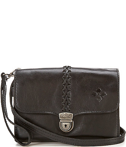 Patricia Nash Heritage Collection Bianco Braided Convertible Cross-Body Bag