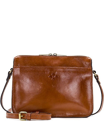 Patricia Nash Heritage Collection Nazaire Top Zip Crossbody