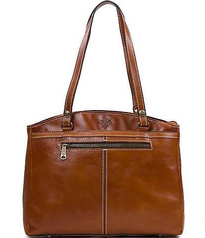 Patricia Nash Heritage Collection Poppy Satchel Bag
