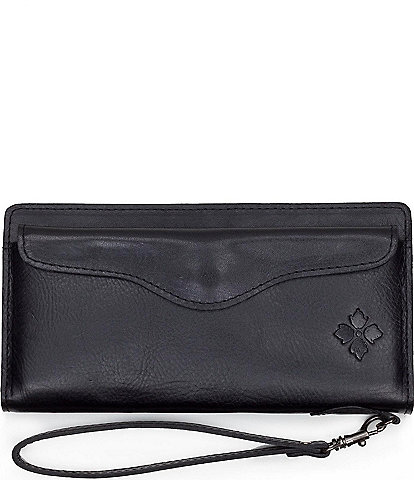 Patricia Nash Heritage Collection Valentia Snap Wristlet