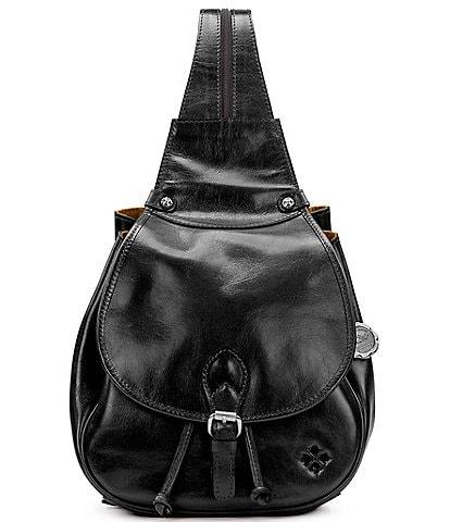 Patricia Nash Itala Saddle Sling Backpack