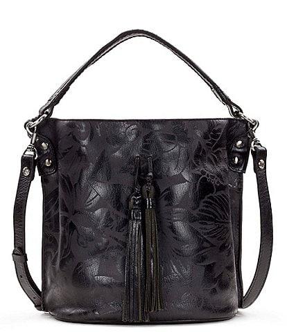 Patricia Nash Laser Floral Collection Otavia Bucket Bag