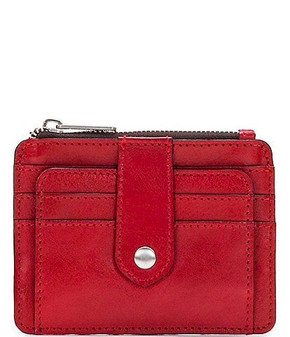 Patricia Nash Leather Brights Collection Cassini Card Case