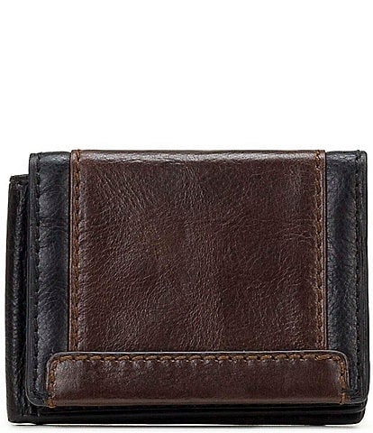 Patricia Nash Nash Sorrento L-Fold With ID Leather Wallet