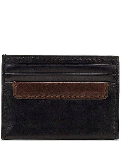 Patricia Nash Nash Sorrento Leather Card Case With ID