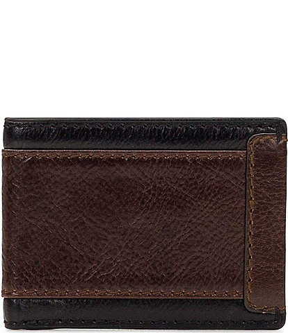 Patricia Nash Nash Sorrento Slim Fold Leather Wallet