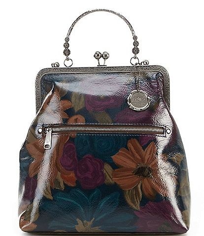 Patricia Nash Peruvian Painting Collection Amalfitana Crossbody Bag