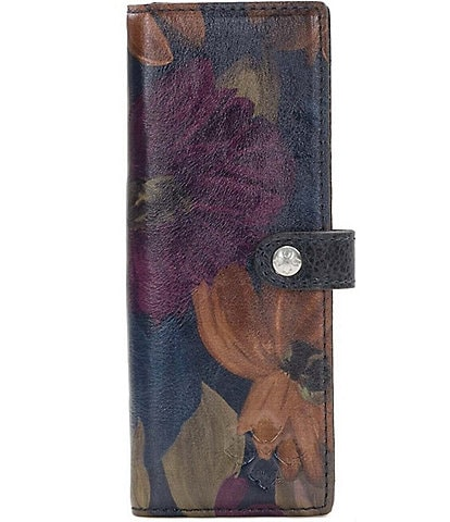Patricia Nash Peruvian Painting Collection Marotta Card Holder Wallet