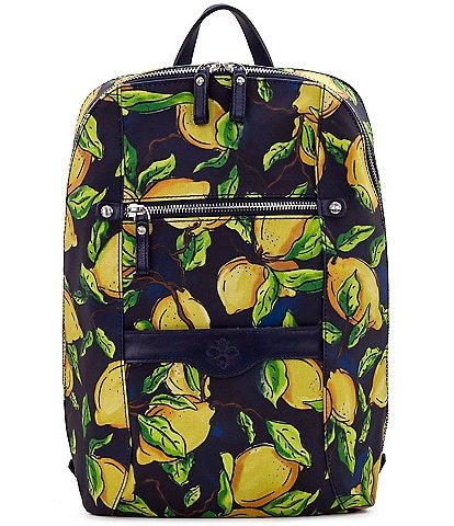 Patricia Nash Positano Limon Collection Pontori Backpack