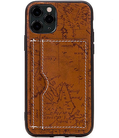 Patricia Nash Signature Map Collection Novara iPhone Collection
