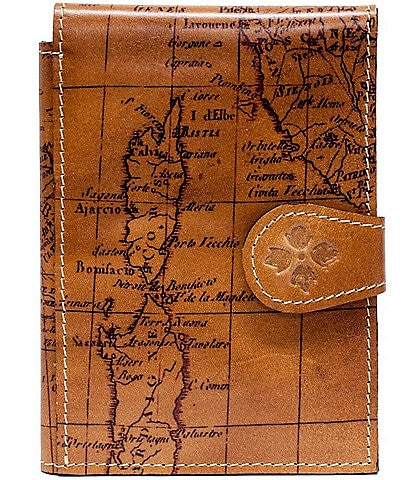 Patricia Nash Signature Map Collection Passport Case