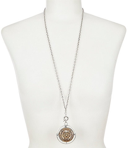 Patricia Nash The Locket Pendant Necklace