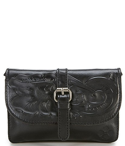 Patricia Nash Torri Compact Crossbody Bag