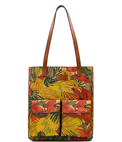 Patricia Nash Tropical Dreams Collection Alina Tote Bag