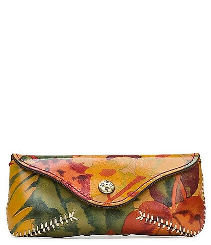 Patricia Nash Tropical Dreams Collection Ardenza Glasses Case