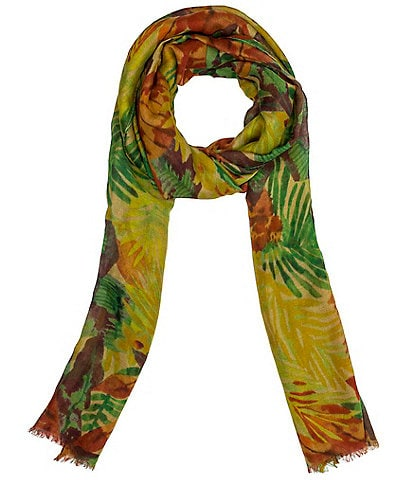 Patricia Nash Tropical Dreams Collection Scarf