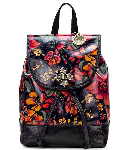 Patricia Nash Tropical Escape Collection Seluci Large Backpack