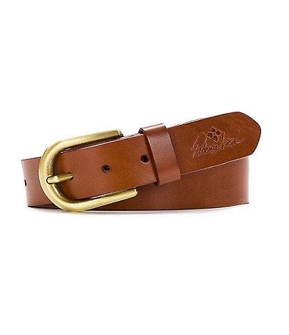 Patricia Nash Vietri Leather Heritage 1.25#double; Belt