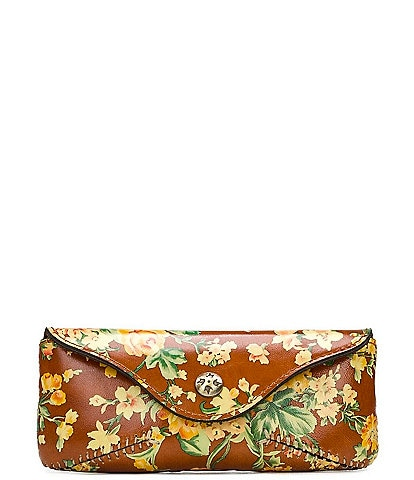 Patricia Nash Vintage Botanical Collection Ardenza Sunglass Case