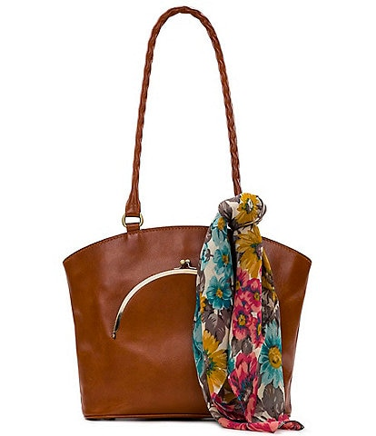 Patricia Nash Vintage Frame Collection Zorita Tote Bag