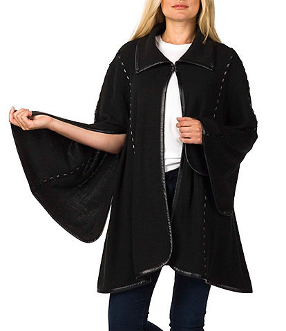 Patricia Nash Women's Sleeved Cape