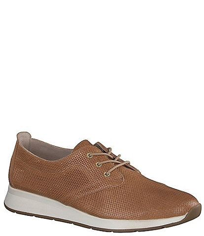 Paul Green Isabella Leather Oxford Sneakers