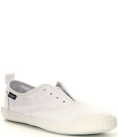 Paul Sperry Sayel Canvas Clew Slip-On Sneakers