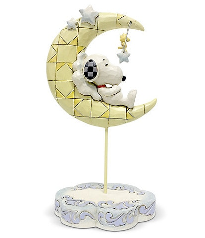 Peanuts by Jim Shore Snoopy Drifting Into Dream Land Figurine