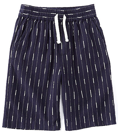 Peek Little/Big Boys 2T-12 Dobby Stripe Shorts