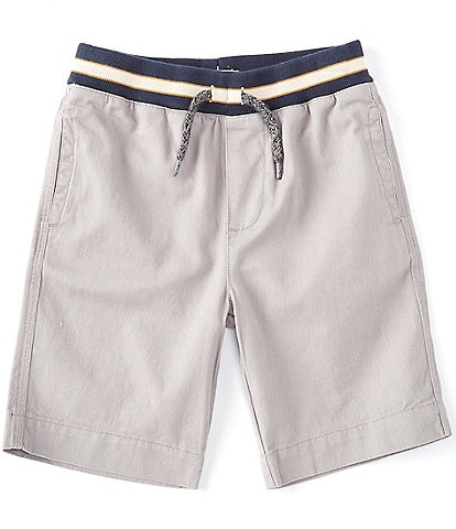 Peek Little/Big Boys 2T-12 Pull-On Twill Shorts