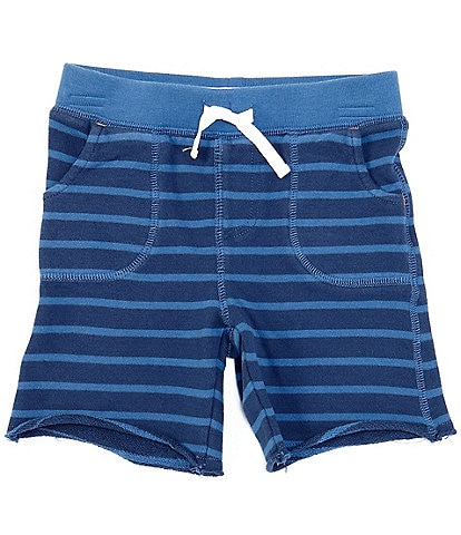 Peek Little/Big Boys 2T-12 Striped Pull-On Shorts