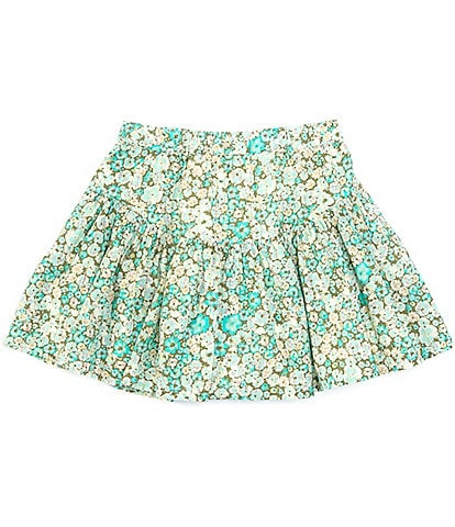 Peek Little/Big Girls 2T-12 Alayah Ditsy Floral Skort