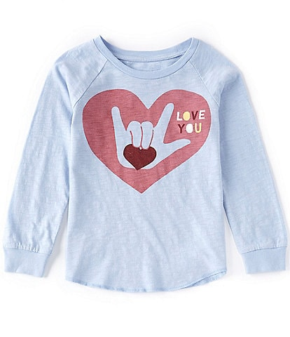 Peek Little/Big Girls 2T-12 Long-Sleeve Helen Keller Tee
