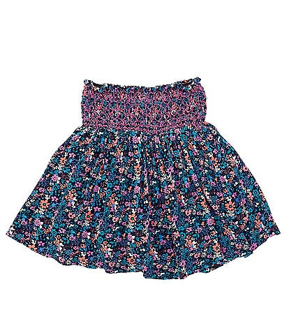 Peek Little/Big Girls 2T-12 Pixie Floral A-Line Skirt