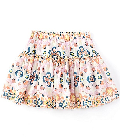 Peek Little/Big Girls 2T-12 Sydney Floral Skirt